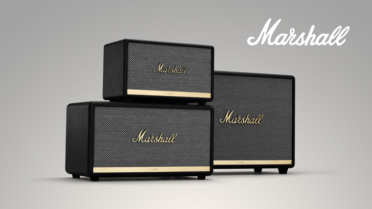 Marshall Speaker Bluetooth