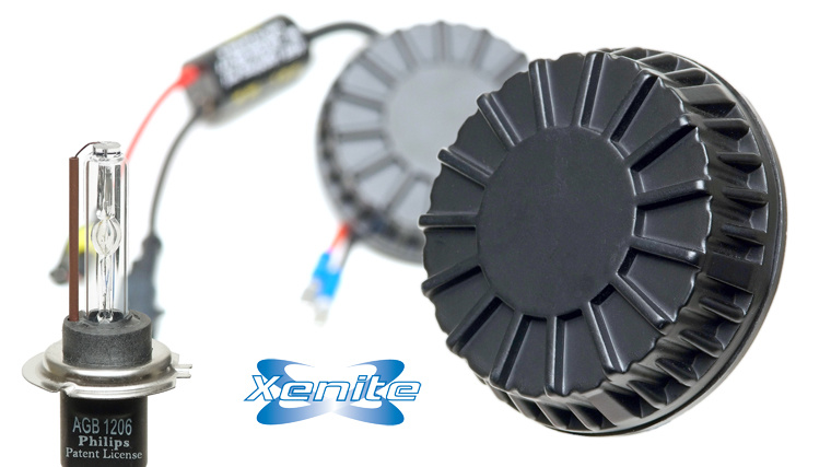 Xenite – Led AGB