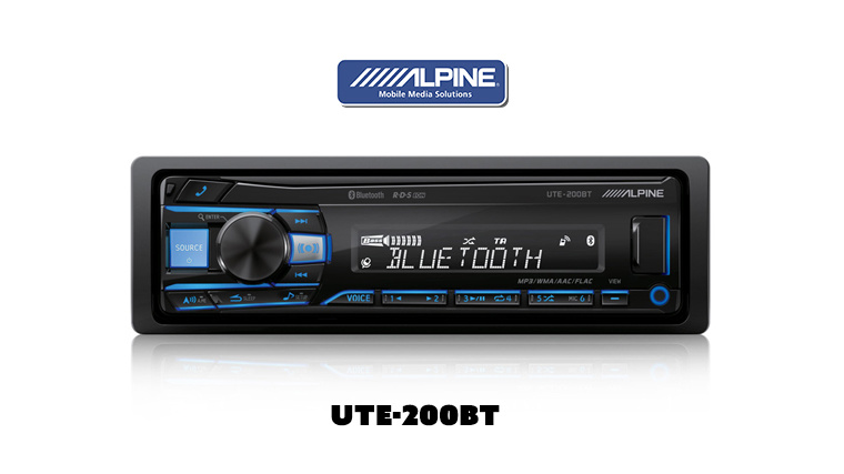 Alpine UTE-200BT