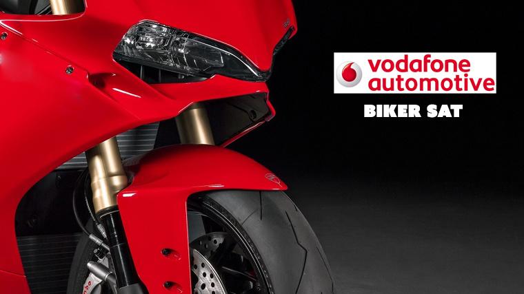 Vodafone Bikersat