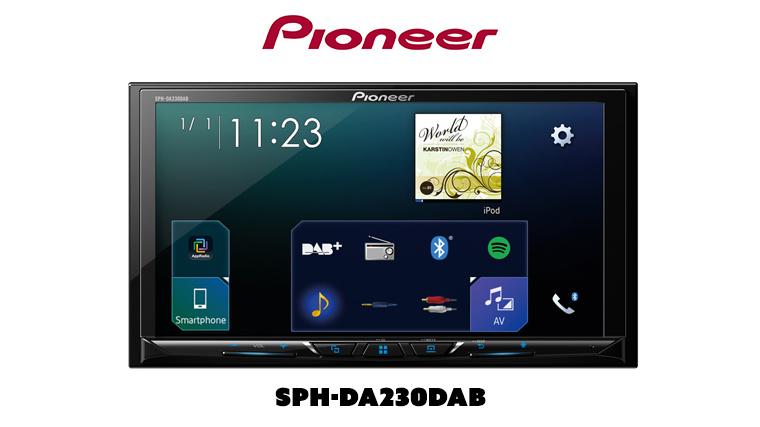 Pioneer – SPH-DA230DAB