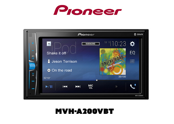 Pioneer MVH-A200VBT